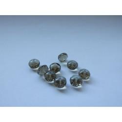 Koblihy 9 mm šedá