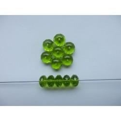 Koblihy 11 mm olivín