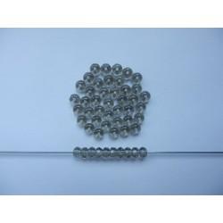 Koblihy 5 mm kouřově šedá