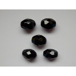 Olivy 12/9 mm černé