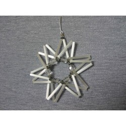 SMALL DOUBLE STAR  , WHITE,...