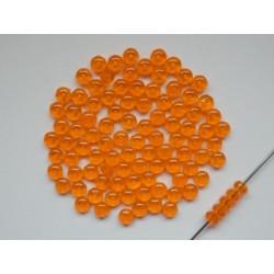 Koblihy 3/2 mm oranžová