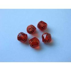 Bols perle 10 mm oranžová
