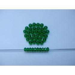 Koblihy 5 mm  emerald