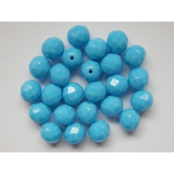 ROUND BEADS 8 mm TYRKYS
