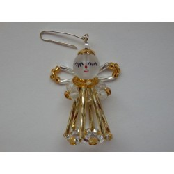 SMALL ANGEL, 4 cm, GOLD