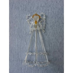 ANGEL WITH CANDLE, 13 cm,...