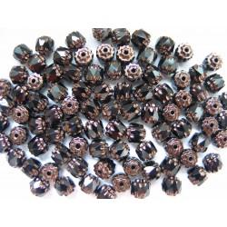 Bols perle 6 mm černá s...