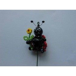 LADY BIRD- BEAD STICK