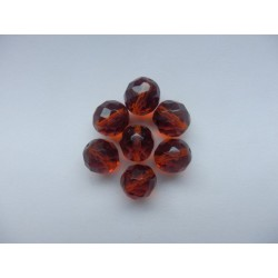 ROUND BEADS 12 mm, TOPAS